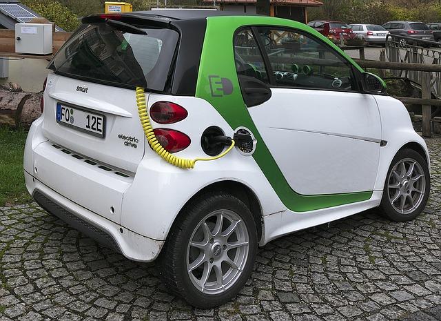carro eletrico no Brasil